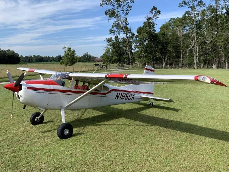 1985 Cessna 185 F Skywagon II Photo 3