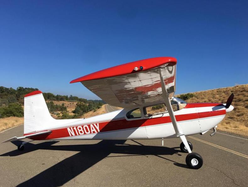 1957 Cessna 180A Skywagon Photo 2