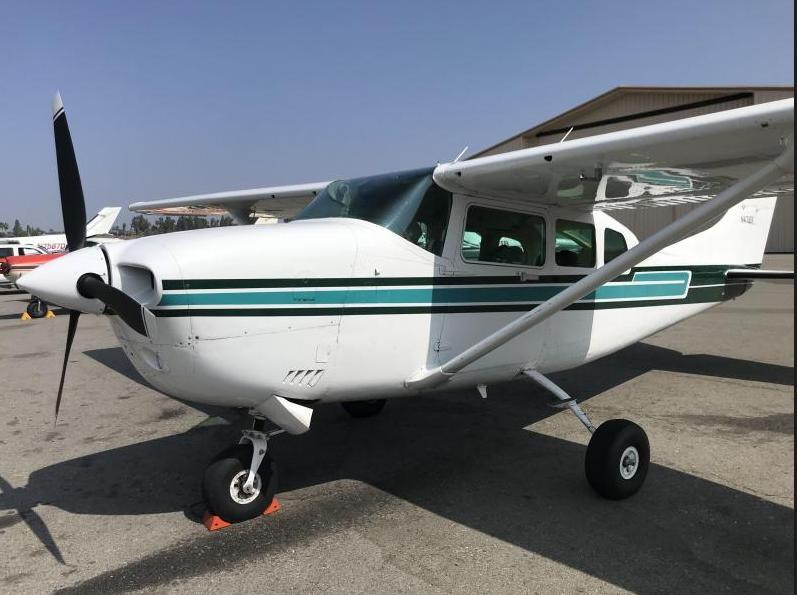 1980 Cessna TU 206G Stationair  Photo 3