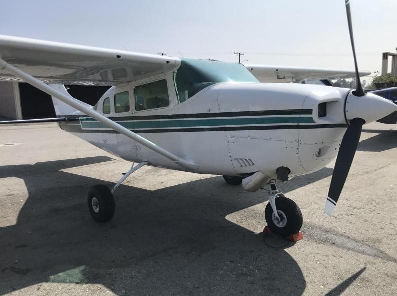 1980 Cessna TU 206G Stationair  Photo 2