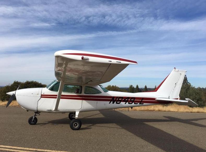 1968 Cessna 172 Skyhawk  Photo 2