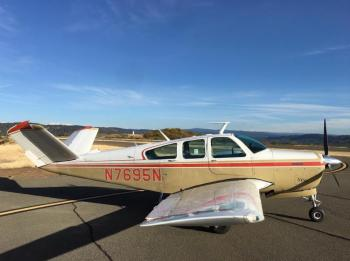 1968 Beechcraft Bonanza 35 for sale - AircraftDealer.com