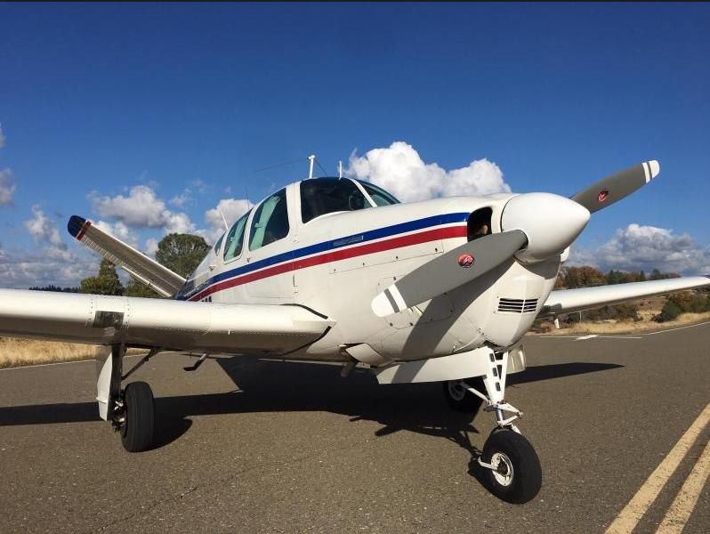 1951 Beechcraft Bonanza V35C Photo 2