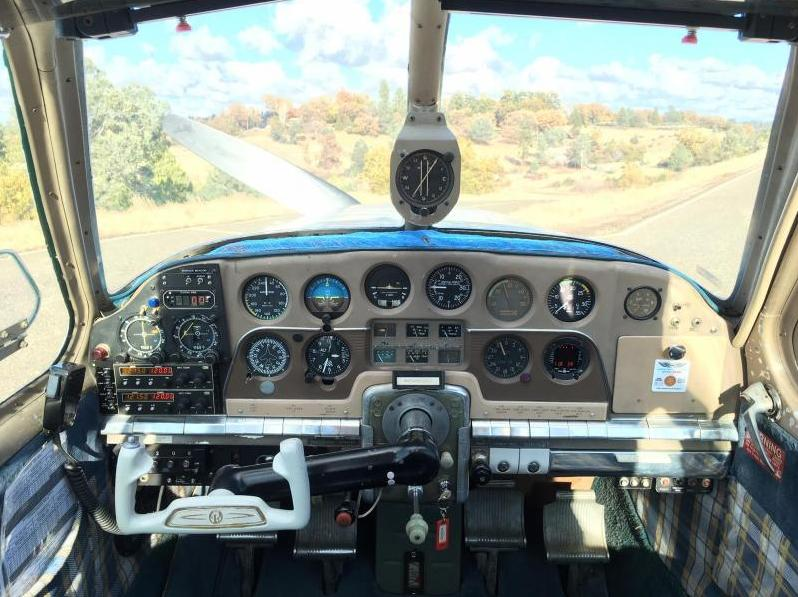 1951 Beechcraft Bonanza V35C Photo 6