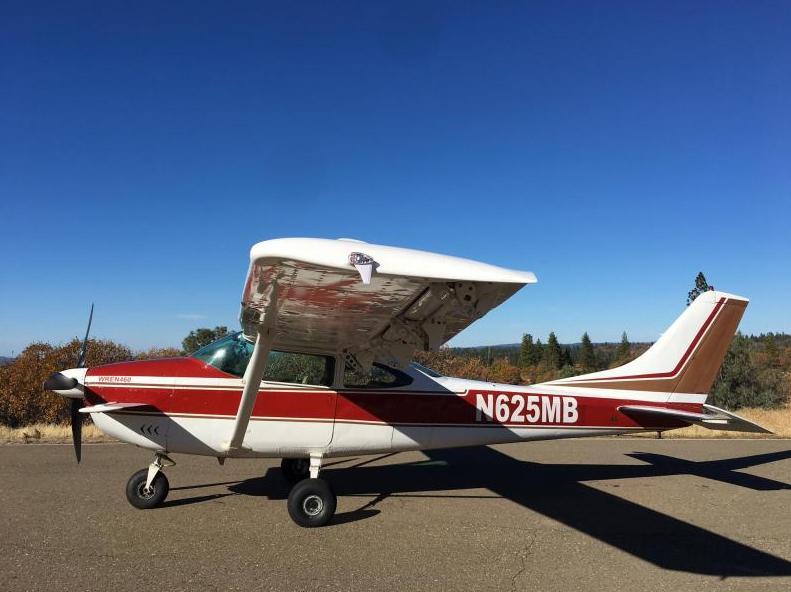 1964 Cessna 182 Photo 2