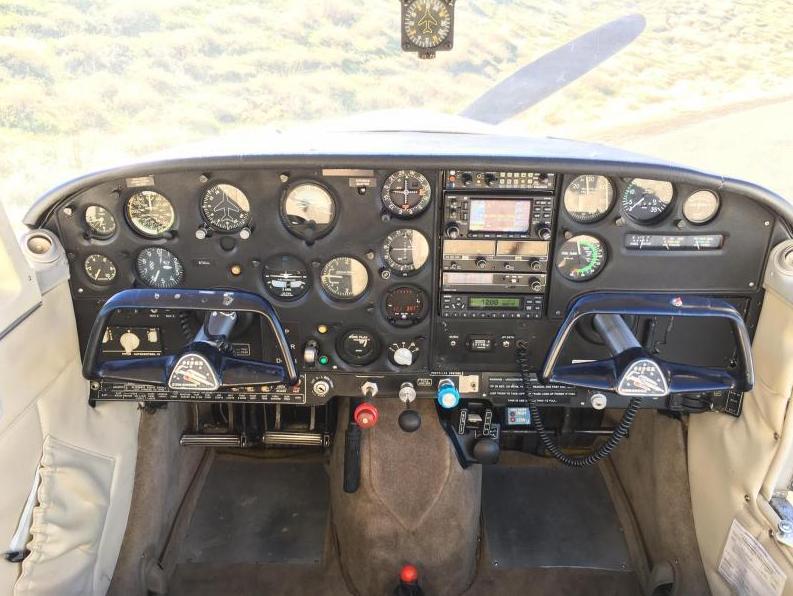 1966 Piper Comanche 260B Photo 3