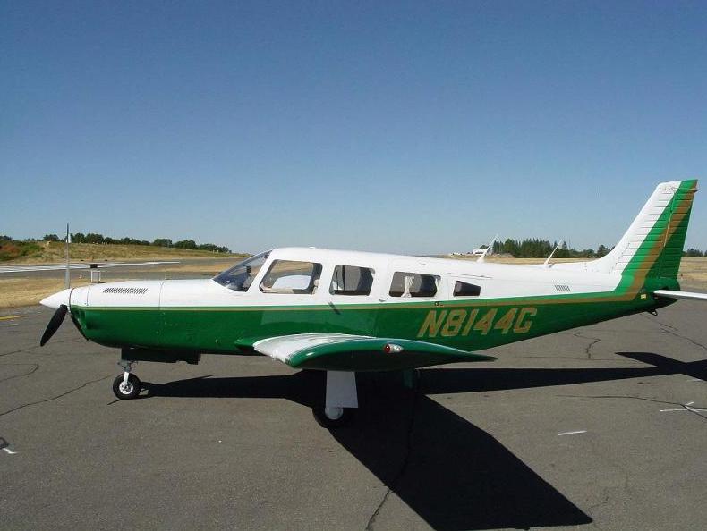 1980 Piper PA-32R-301T Turbo Saratoga SP Photo 2