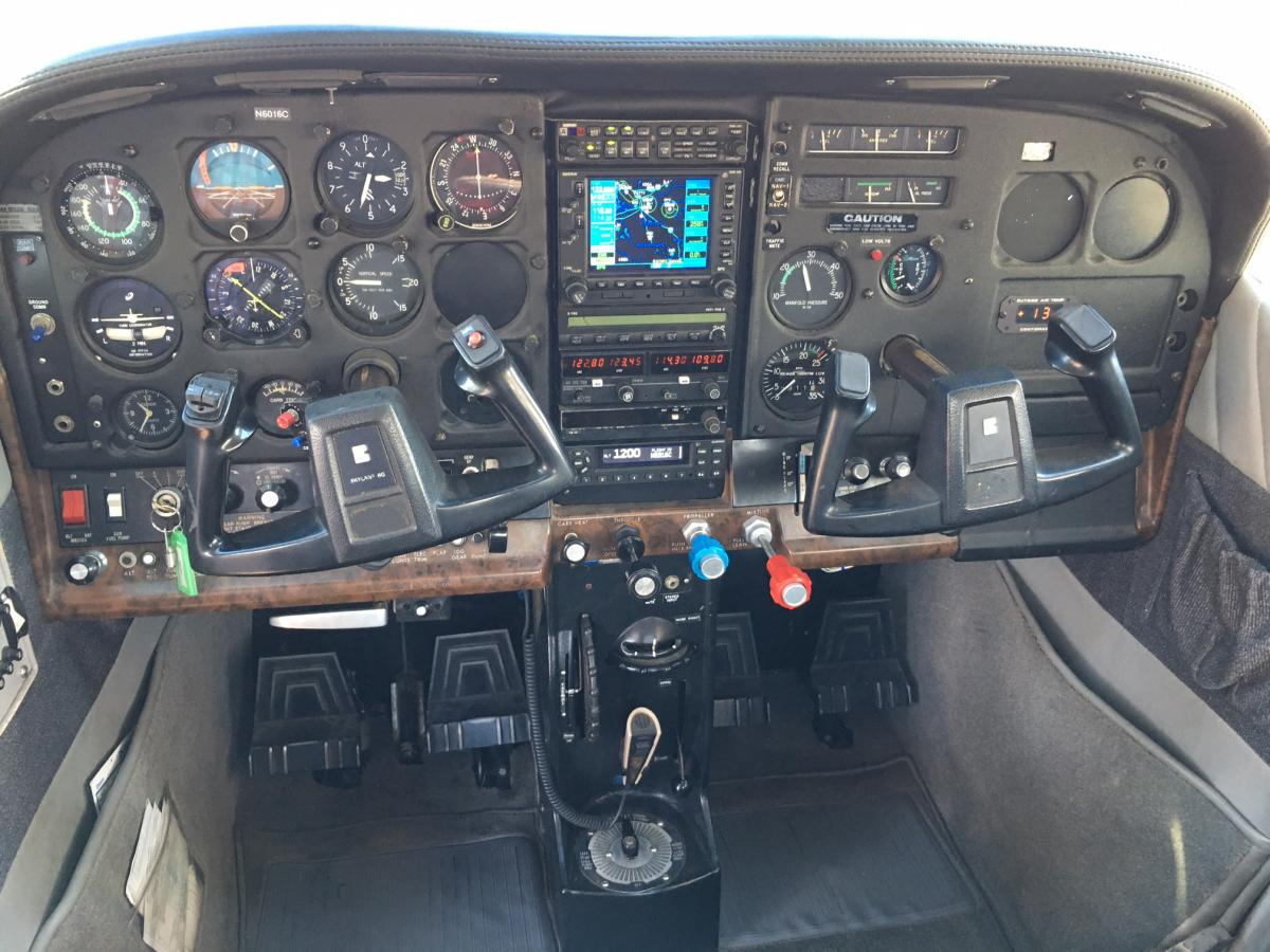 1978 Cessna 182RG Skylane Photo 7