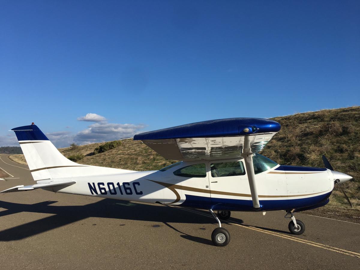 1978 Cessna 182RG Skylane Photo 2
