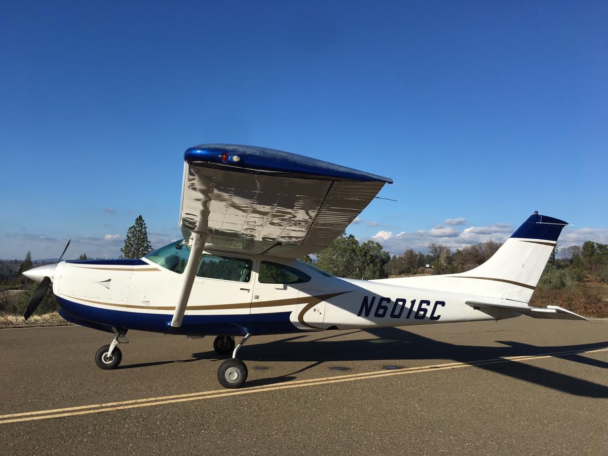 1978 Cessna 182RG Skylane Photo 3