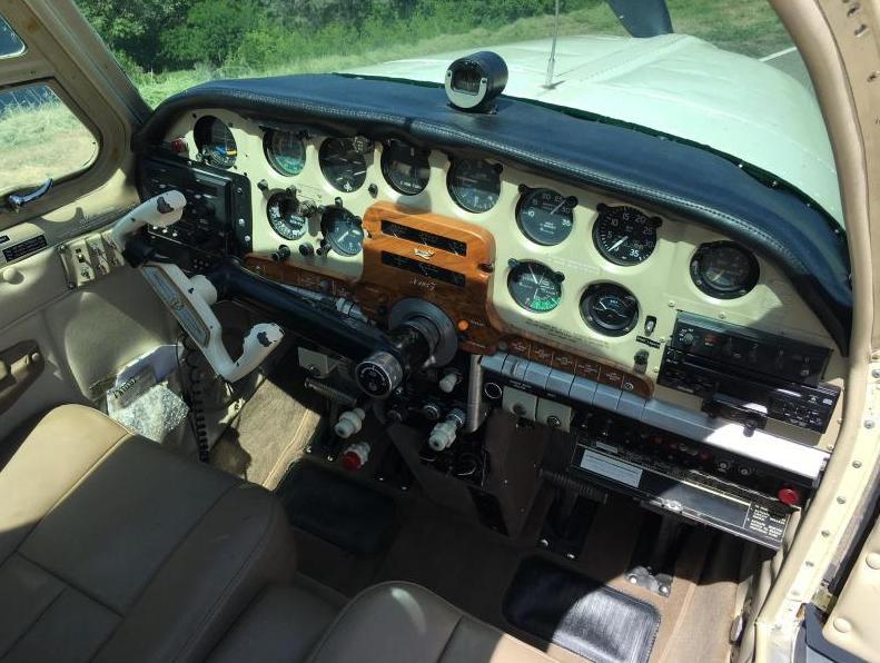 1961 Beechcraft V35N Bonanza Photo 6