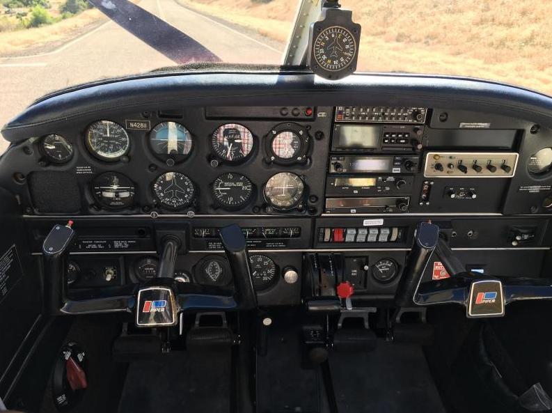 1974 Piper Warrior PA-28 -151 Photo 6