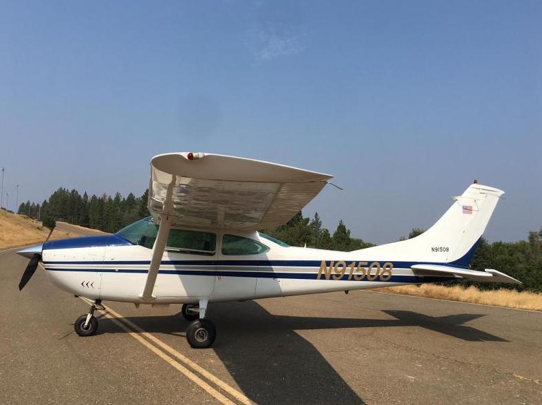 1969 Cessna 182M Skylane Photo 2