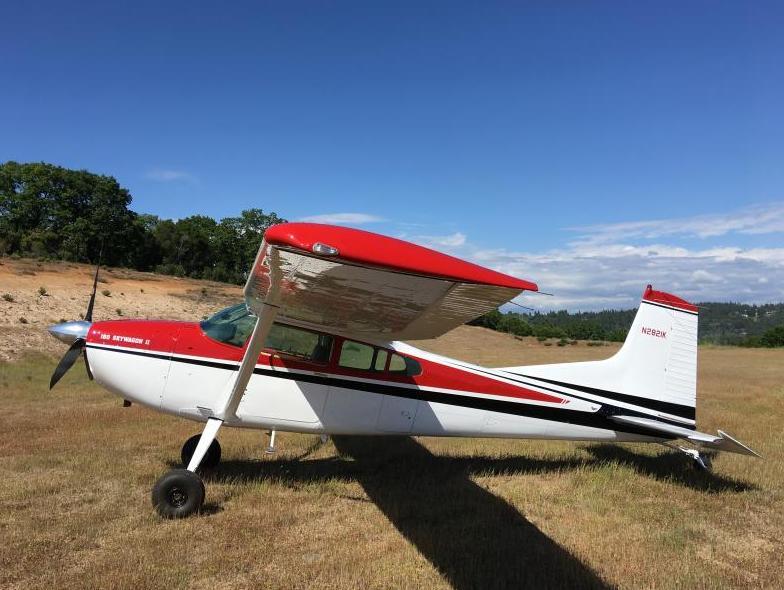 1979 Cessna 180K Skywagon Photo 2