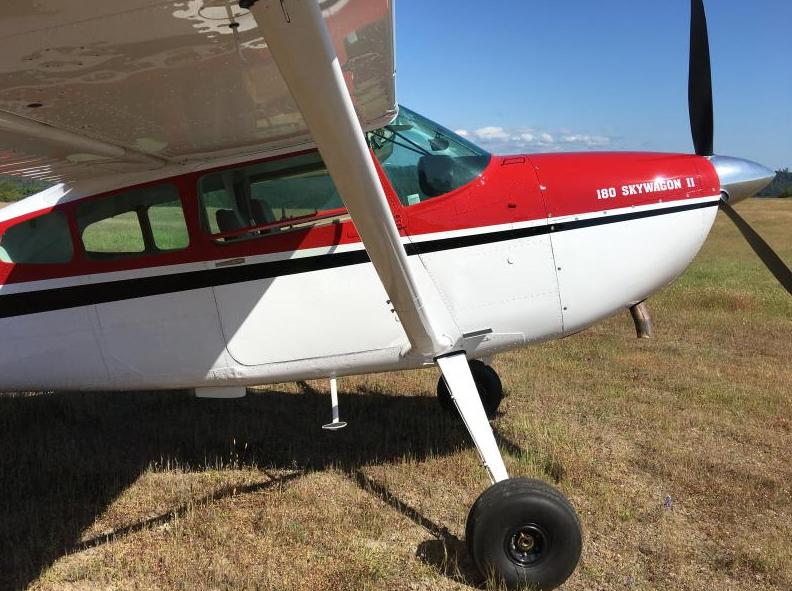 1979 Cessna 180K Skywagon Photo 3