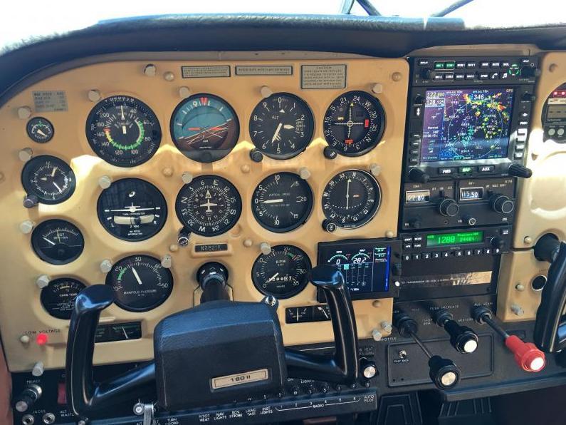 1979 Cessna 180K Skywagon Photo 7