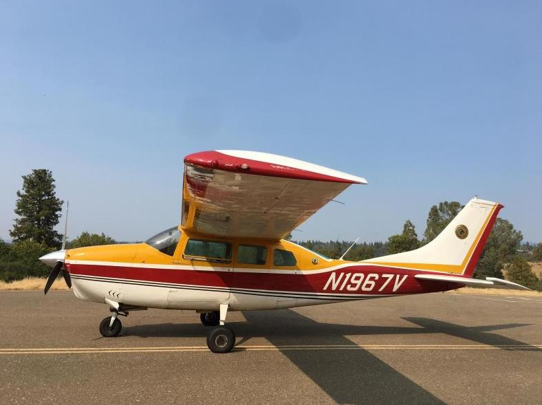 1967 Cessna 210G Centurion Photo 2