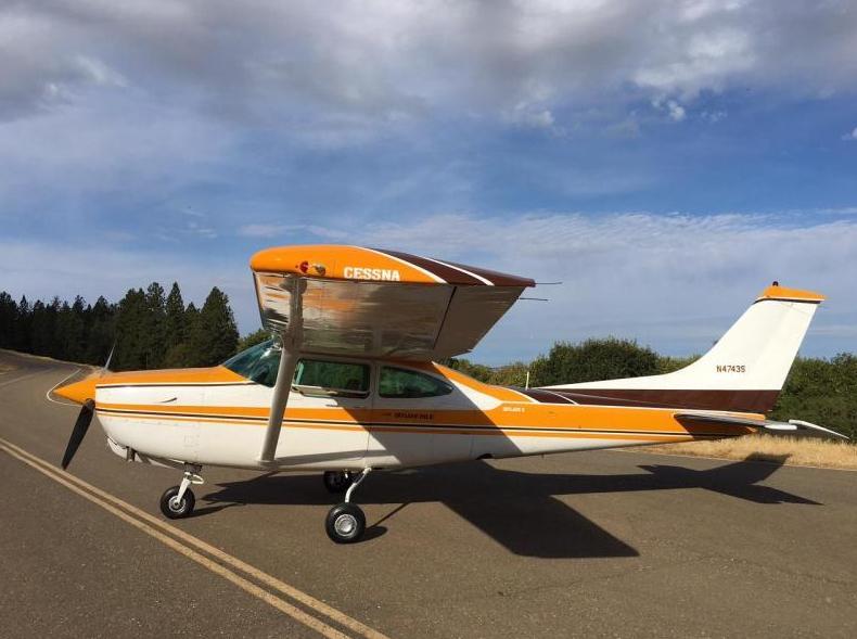 1980 Cessna 182 Turbo RG Skylane Photo 2