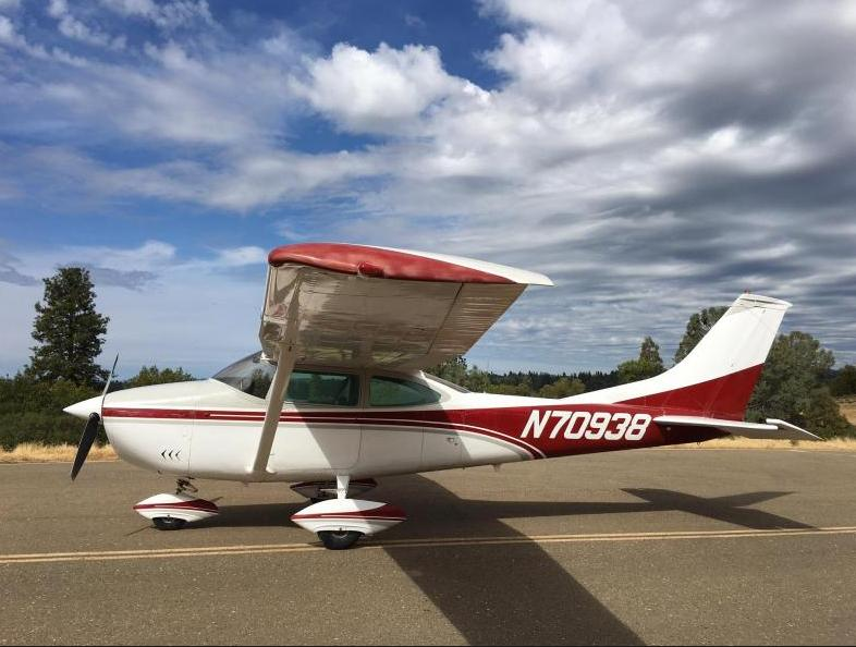1969 Cessna 182M Skylane Photo 3