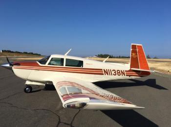 1981 Mooney M20J 201 for sale - AircraftDealer.com