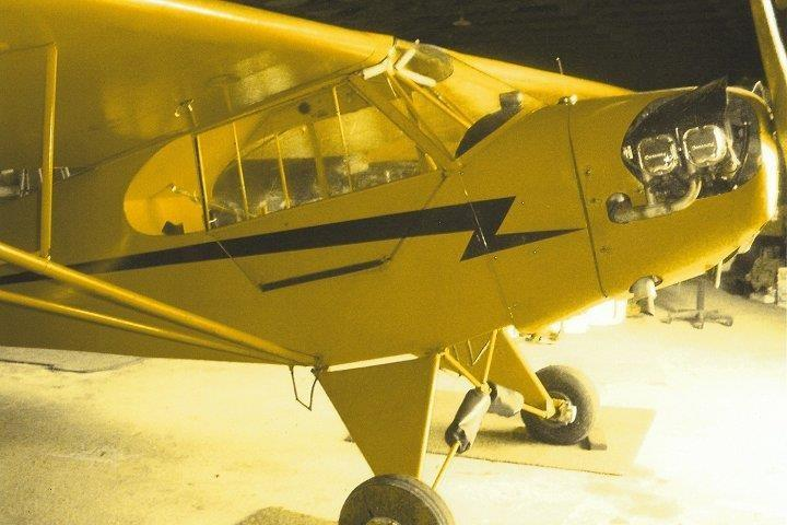 2002 WAG AERO J-3 CUB REPLICA - Photo 1