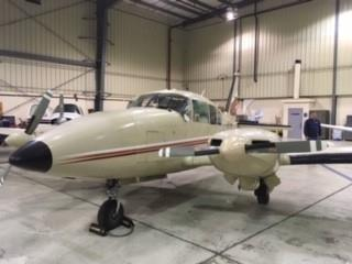 1981 PIPER TURBO AZTEC F for sale - AircraftDealer.com