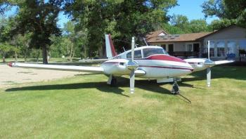 1965 PIPER TWIN COMANCHE  for sale - AircraftDealer.com
