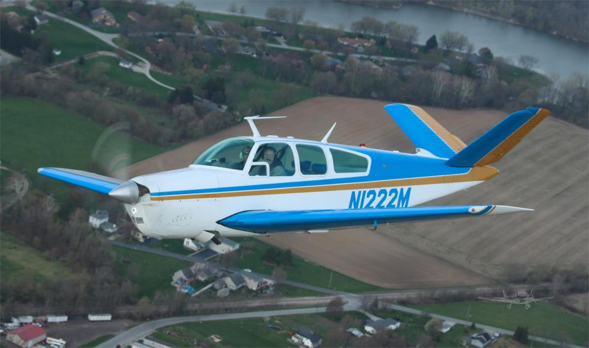 1966 BEECHCRAFT V35A BONANZA Photo 2
