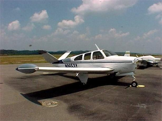 1963 BEECHCRAFT P35 BONANZA Photo 4
