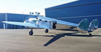 1937 Lockheed 12A  - Photo 3