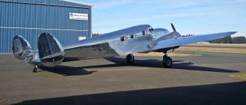 1937 Lockheed 12A  - Photo 4