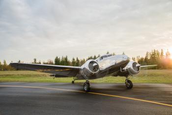 1937 Lockheed 12A  - Photo 2