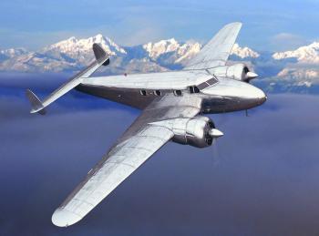 1937 Lockheed 12A  - Photo 6