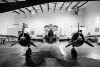 1937 Lockheed 12A  - Photo 13