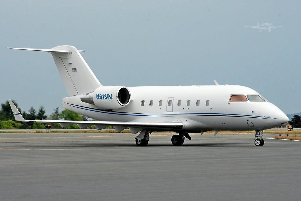 1992 BOMBARDIER/CHALLENGER 601-3A/ER Photo 2