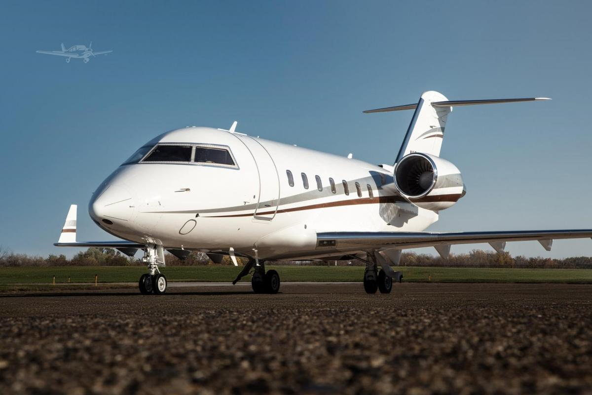 1991 BOMBARDIER/CHALLENGER 601-3A/ER  - Photo 1