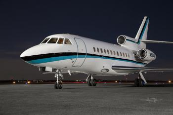 1987 DASSAULT FALCON 900B for sale - AircraftDealer.com