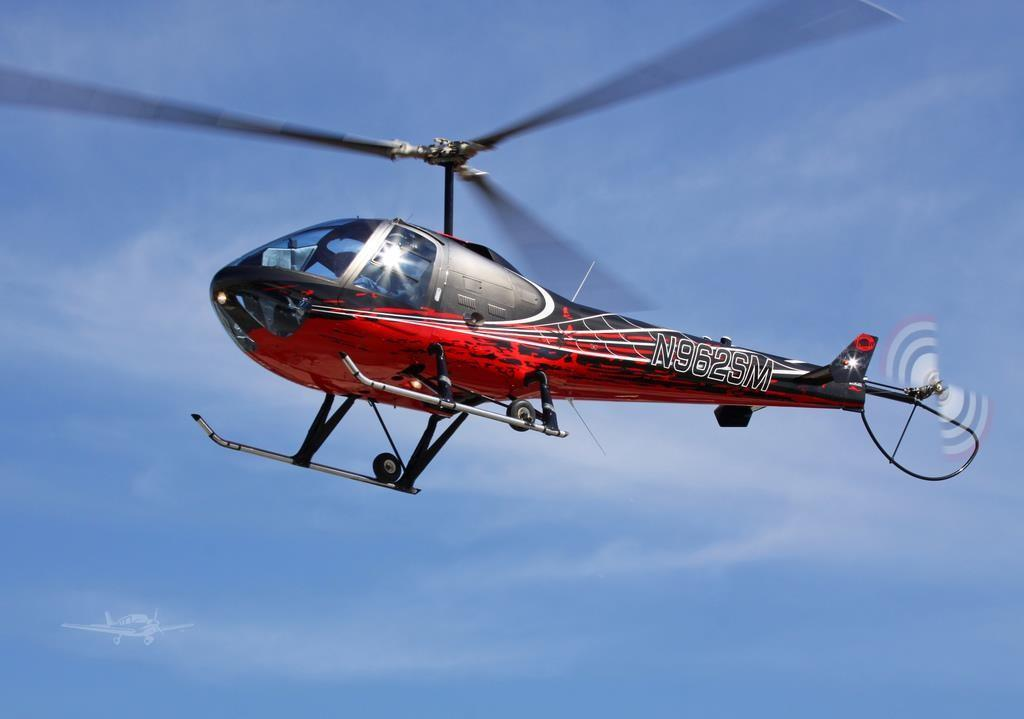 2007 ENSTROM 280FX SHARK Photo 2