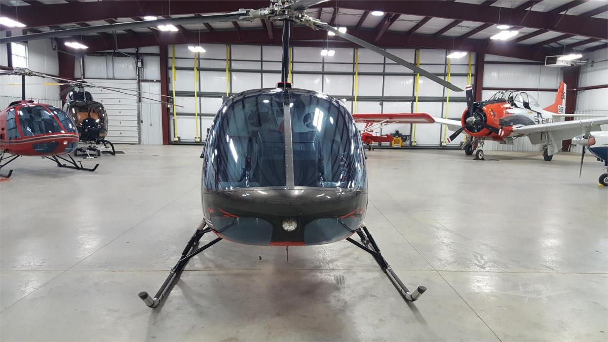 2007 ENSTROM 280FX SHARK Photo 4