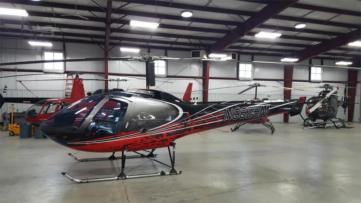 2007 ENSTROM 280FX SHARK Photo 5