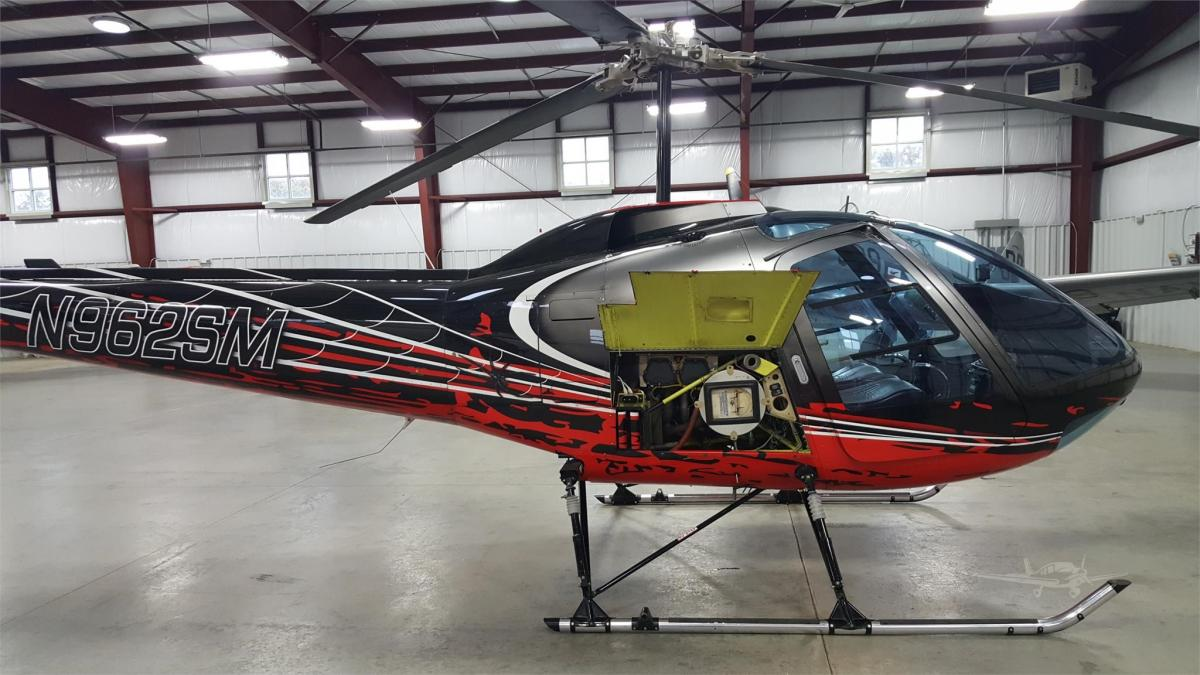2007 ENSTROM 280FX SHARK Photo 3