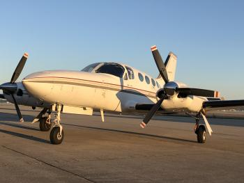 1976 Cessna 421C for sale - AircraftDealer.com