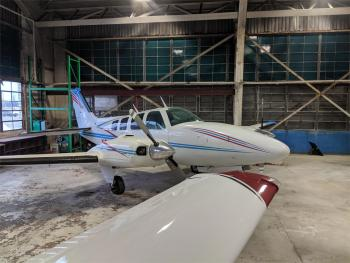 1975 BEECHCRAFT 58 BARON  for sale - AircraftDealer.com