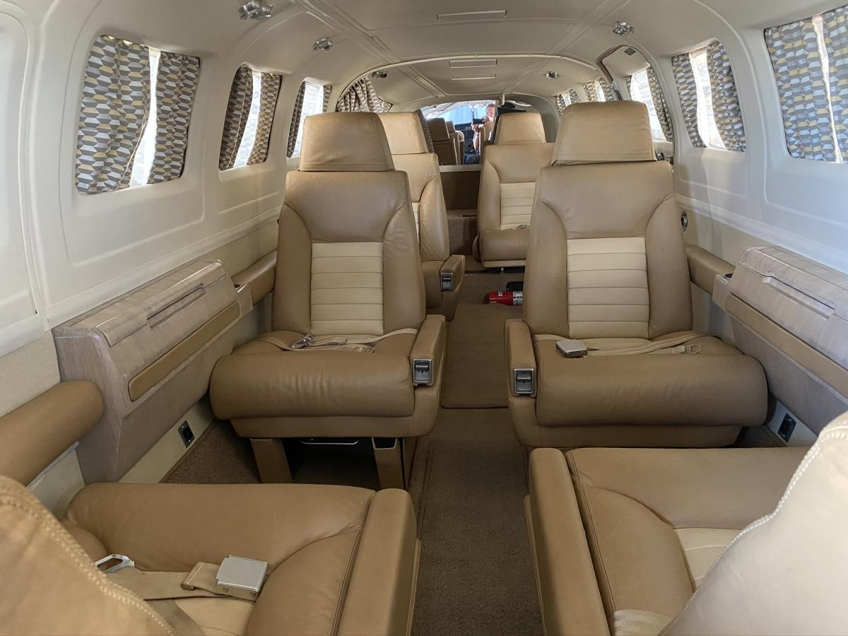 1979 CESSNA 441 CONQUEST II (WESTSTAR -10N ENGINE CONVERSION Photo 7