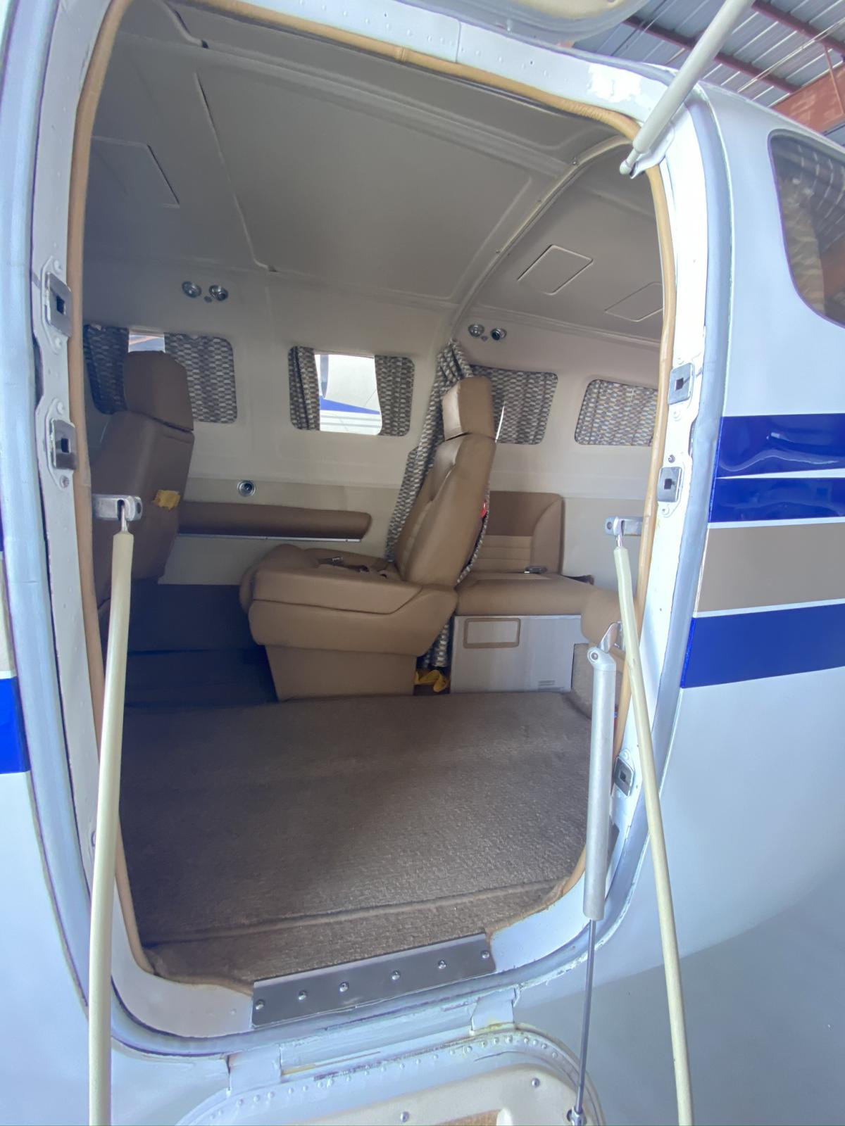 1979 CESSNA 441 CONQUEST II (WESTSTAR -10N ENGINE CONVERSION Photo 4