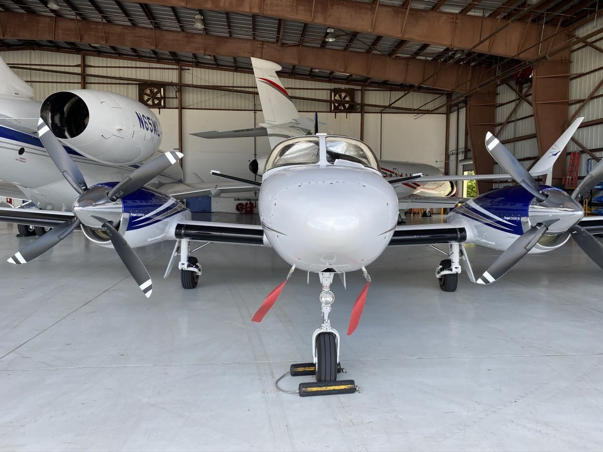 1979 CESSNA 441 CONQUEST II (WESTSTAR -10N ENGINE CONVERSION Photo 6