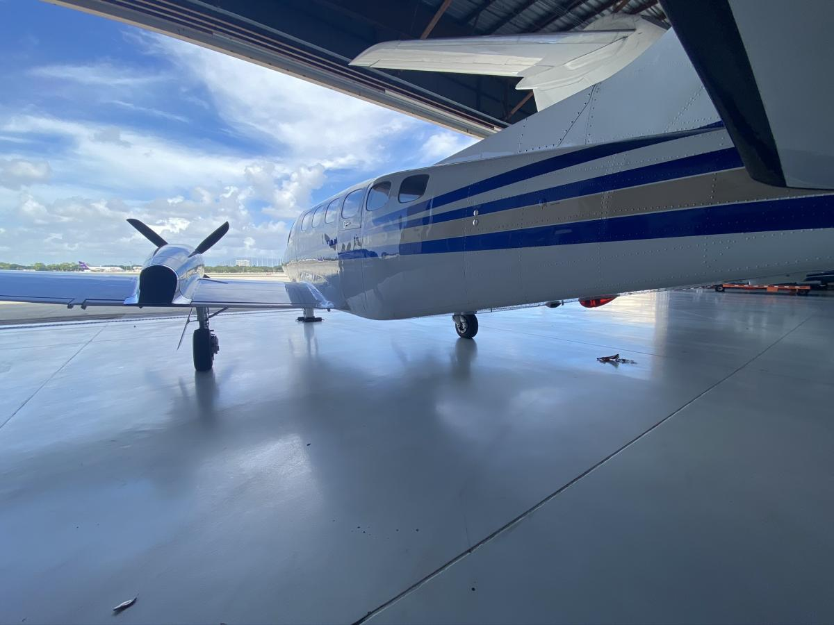 1979 CESSNA 441 CONQUEST II (WESTSTAR -10N ENGINE CONVERSION Photo 3
