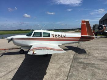 1965 Mooney M20 for sale - AircraftDealer.com