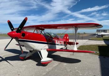 1997 PITTS S-2B for sale - AircraftDealer.com