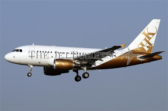 2008 AIRBUS ACJ318 - Photo 1